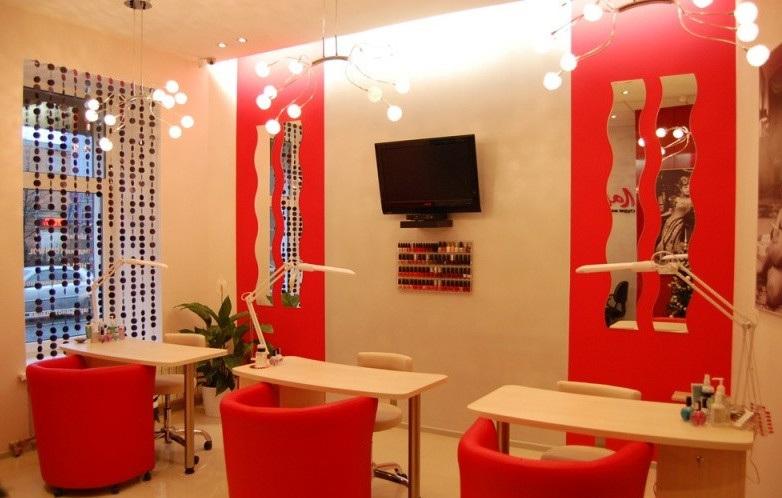 Торговая мебель-Мебель для салона «Модель 126»-фото1