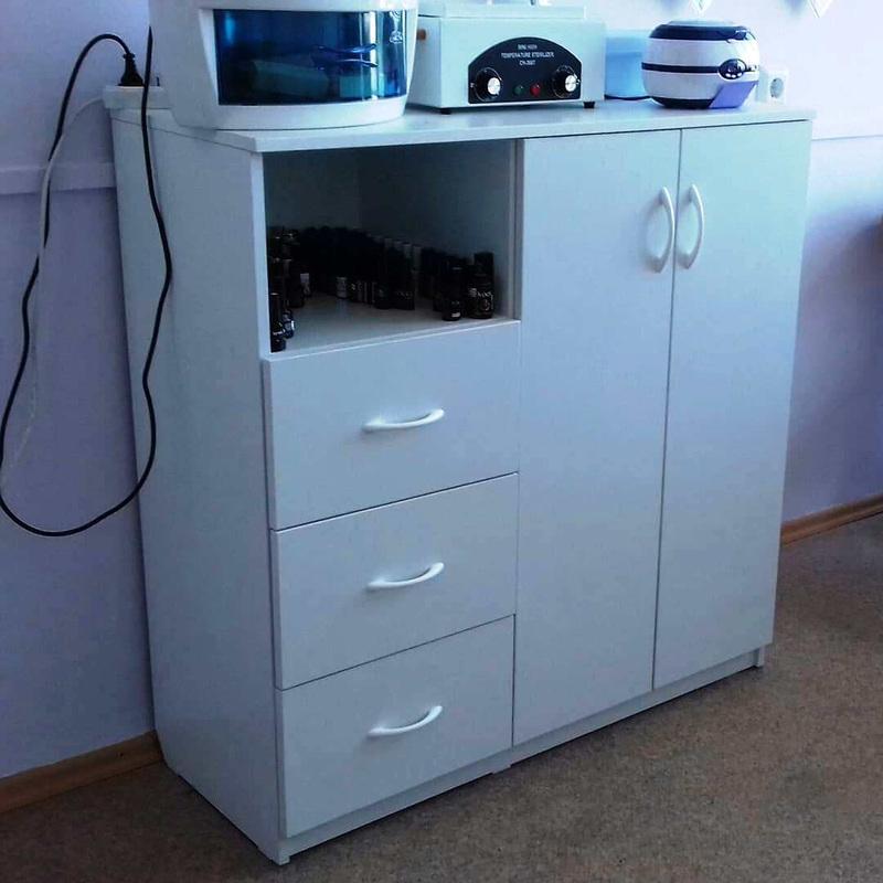 Торговая мебель-Мебель для салона «Модель 117»-фото3