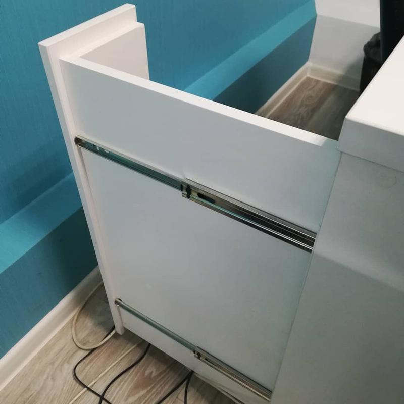 Маникюрный салон-Мебель для салона «Модель 122»-фото4