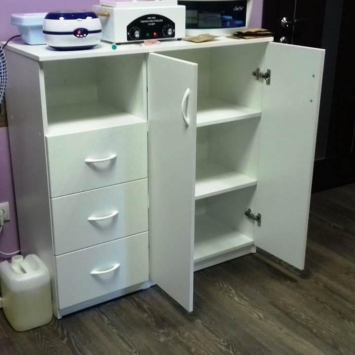 Торговая мебель-Мебель для салона «Модель 117»-фото1