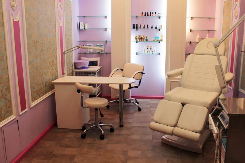 Маникюрный салон-Мебель для салона «Модель 128»-фото1