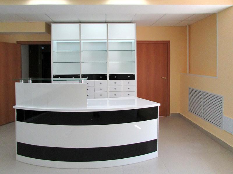Торговая мебель-Мебель для оптики «Модель 209»-фото3