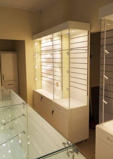 Торговая мебель-Мебель для оптики «Модель 199»-фото2