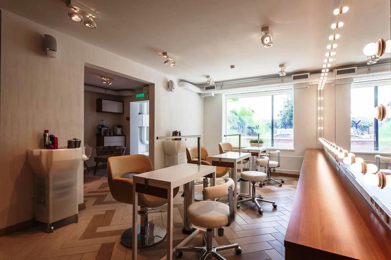 Торговая мебель-Мебель для салона «Модель 102»-фото1