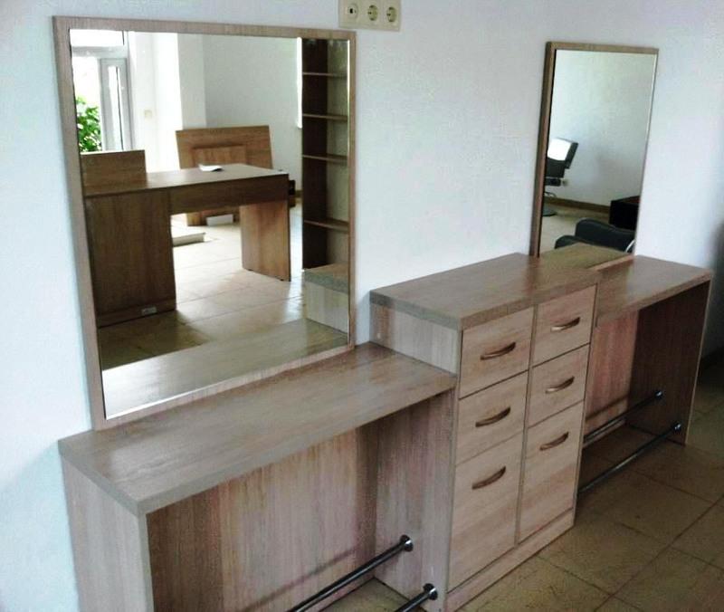 Торговая мебель-Мебель для салона «Модель 92»-фото1