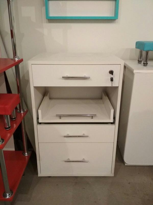 Торговая мебель-Мебель для салона «Модель 85»-фото3