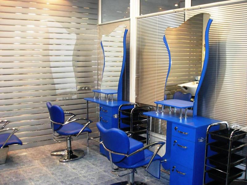 Торговая мебель-Мебель для салона «Модель 95»-фото1