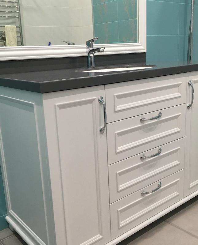Мебель для ванной комнаты-Мебель для ванной «Модель 8»-фото2