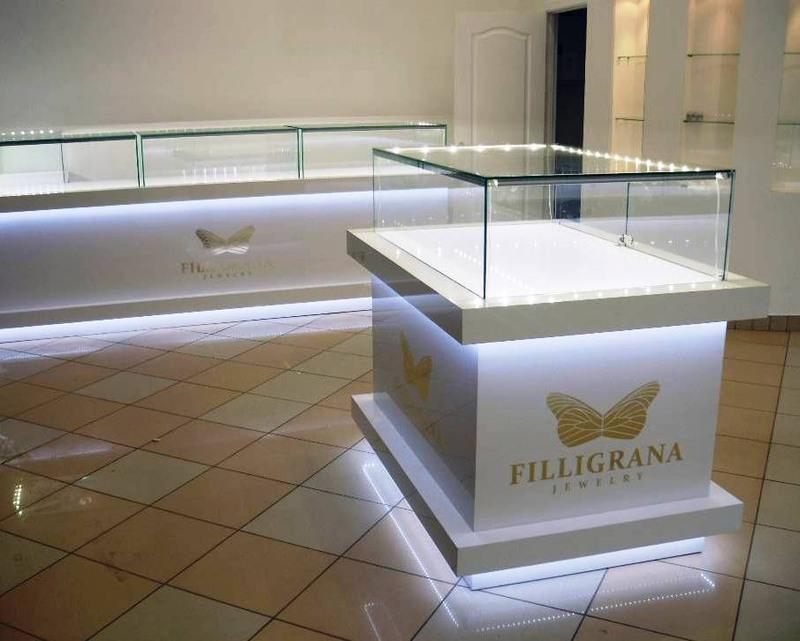 Торговая мебель-Мебель для магазина «Модель 73»-фото1