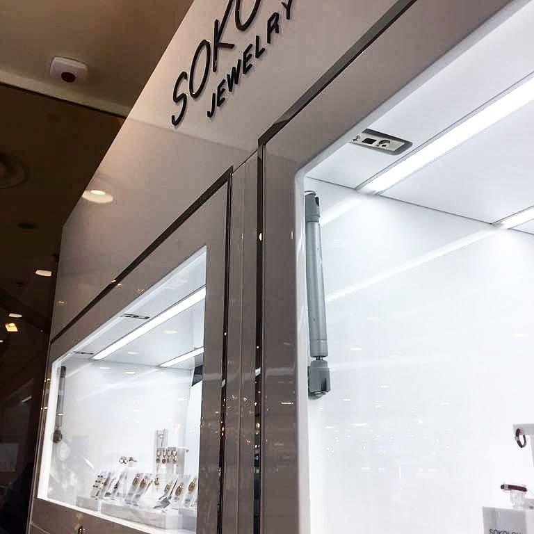 Торговая мебель-Мебель для магазина «Модель 62»-фото2