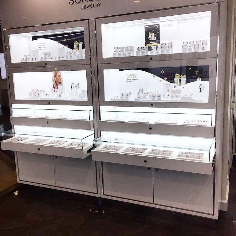 Торговая мебель-Мебель для магазина «Модель 62»-фото5