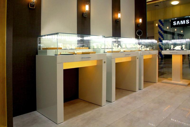 Торговая мебель-Мебель для магазина «Модель 69»-фото2