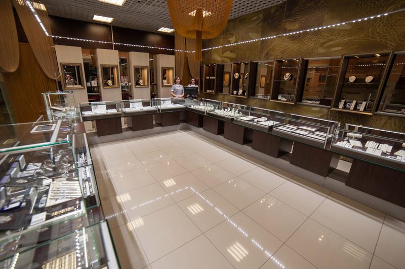 Торговая мебель-Мебель для магазина «Модель 58»-фото3