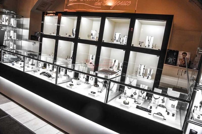 Торговая мебель-Мебель для магазина «Модель 70»-фото1