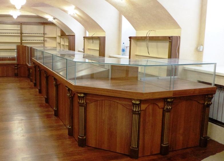 Торговая мебель-Мебель для магазина «Модель 72»-фото1
