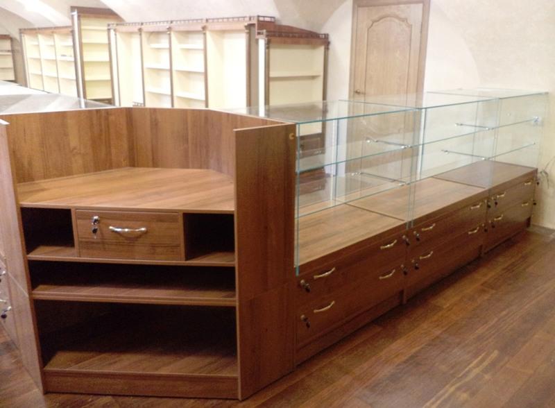 Торговая мебель-Мебель для магазина «Модель 72»-фото3