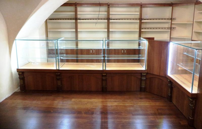 Торговая мебель-Мебель для магазина «Модель 72»-фото5