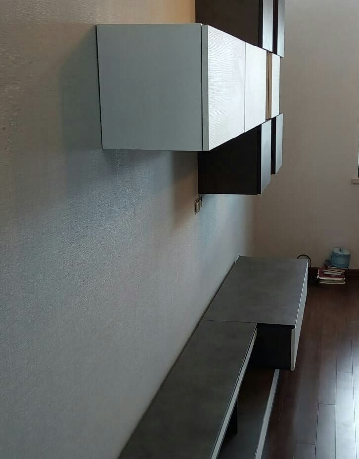 Гостиные-Стенка в гостиную «Модель 80»-фото1