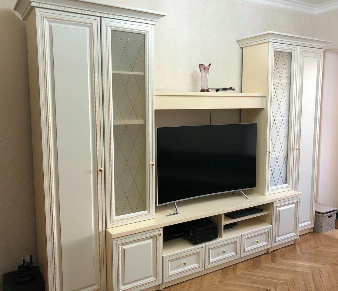 Гостиные-Стенка в гостиную «Модель 5»-фото3
