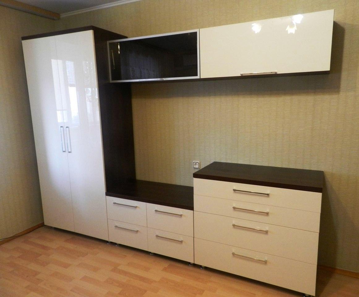 Гостиные-Стенка в гостиную «Модель 20»-фото1