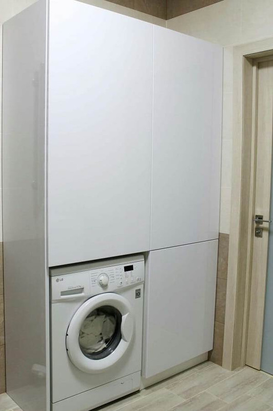 Мебель для ванной комнаты-Мебель для ванной «Модель 95»-фото1