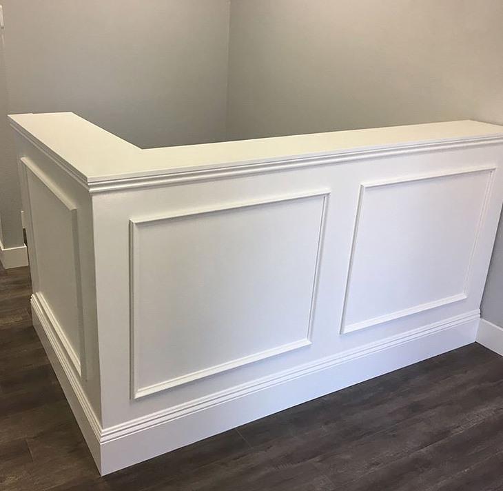 Офисная мебель-Офисная мебель «Модель 127»-фото1