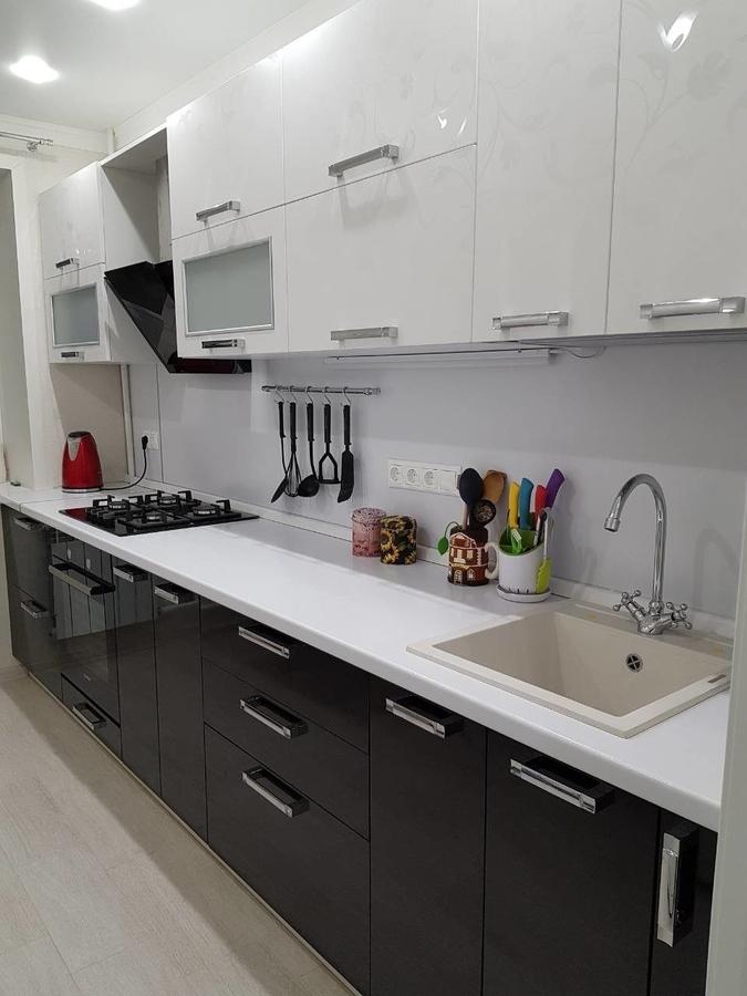Белый кухонный гарнитур-Кухня «Модель 478»-фото1