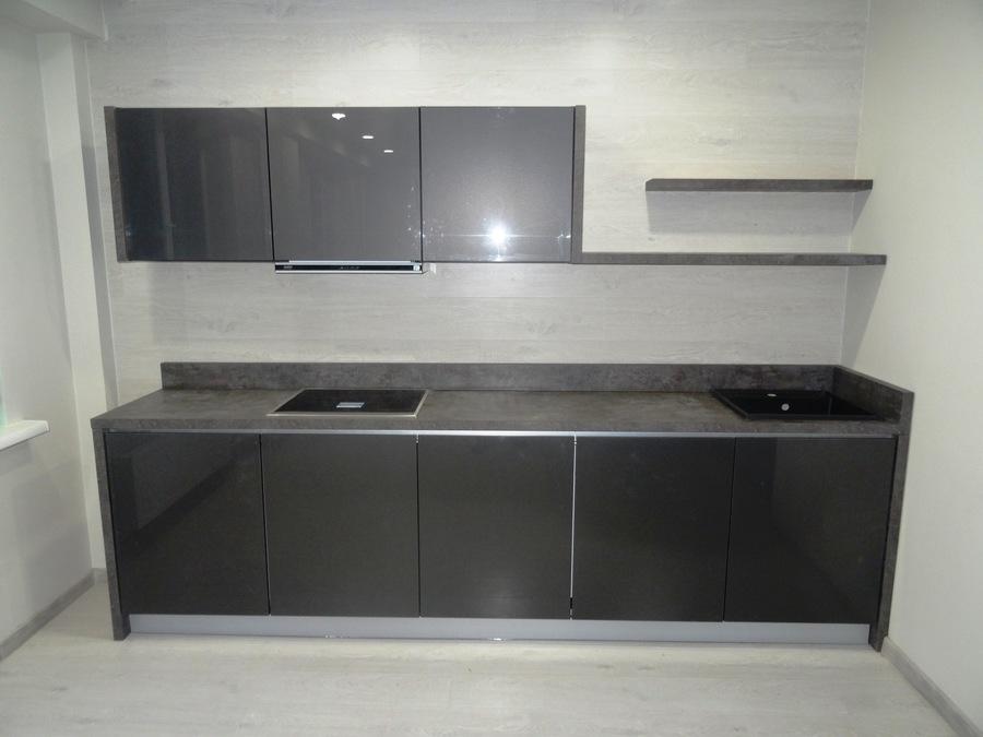 Встроенная кухня-Кухня «Модель 517»-фото1