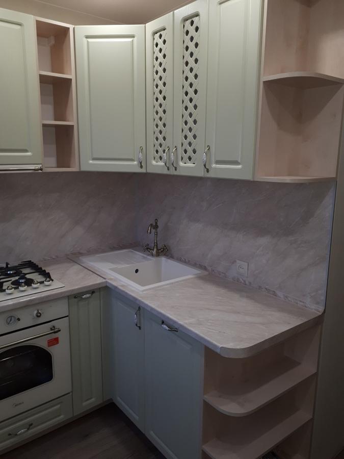 Встроенная кухня-Кухня «Модель 498»-фото3