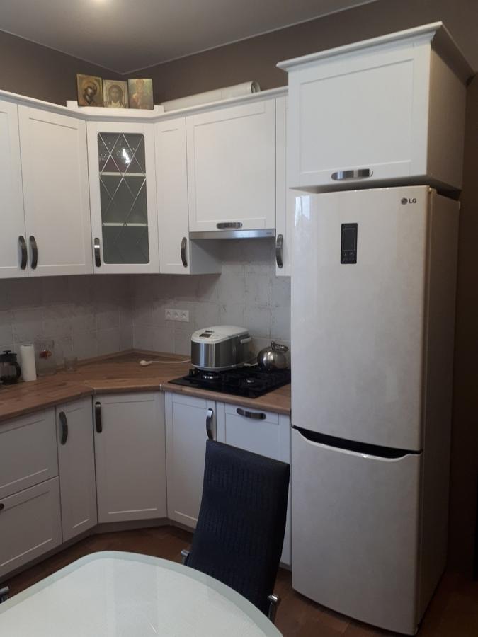 Белый кухонный гарнитур-Кухня «Модель 497»-фото4
