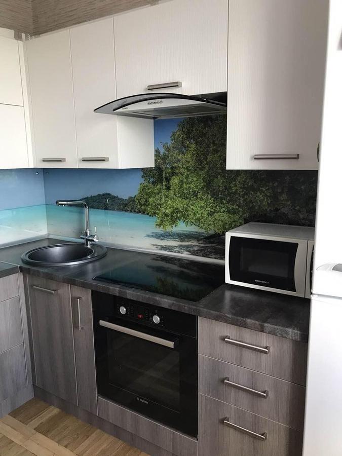 Белый кухонный гарнитур-Кухня из ЛДСП «Модель 89»-фото4