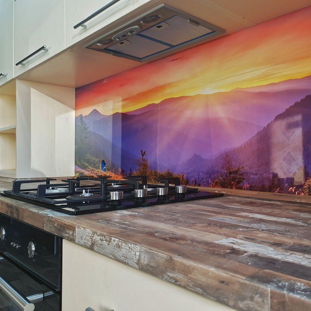 Белый кухонный гарнитур-Кухня МДФ в эмали «Модель 542»-фото6
