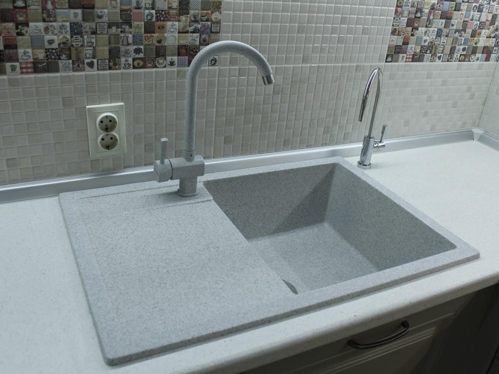 Встроенная кухня-Кухня из массива «Модель 157»-фото6