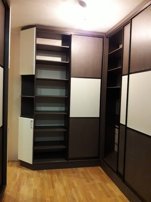Встроенные шкафы-купе-Шкаф-купе из ЛДСП «Модель 86»-фото6