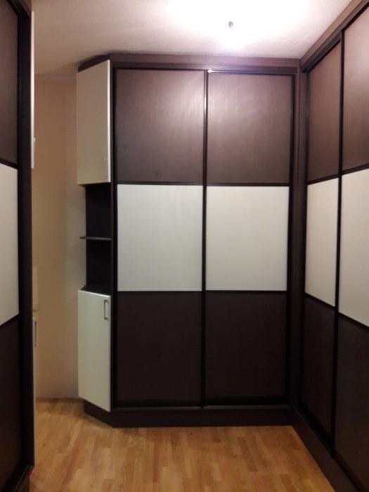 Встроенные шкафы-купе-Шкаф-купе из ЛДСП «Модель 86»-фото8