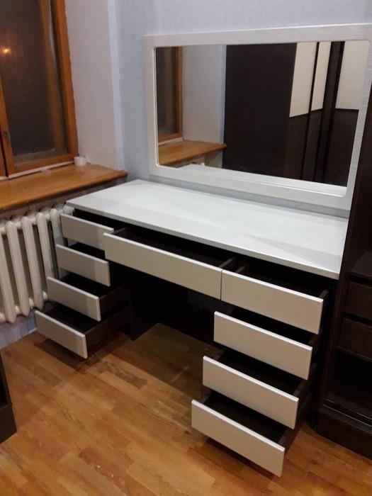 Встроенные шкафы-купе-Шкаф-купе из ЛДСП «Модель 86»-фото14