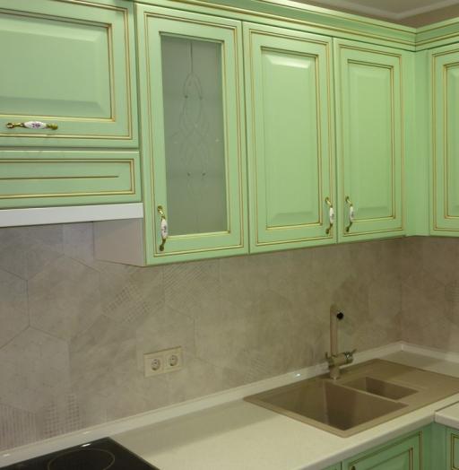 -Кухня МДФ в ПВХ «Модель 326»-фото30