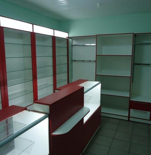 Торговая мебель-Мебель для магазина «Модель 18»-фото3