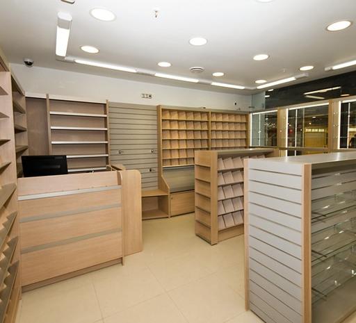 Торговая мебель-Мебель для магазина «Модель 22»-фото5