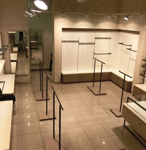 Торговая мебель-Мебель для магазина «Модель 25»-фото6