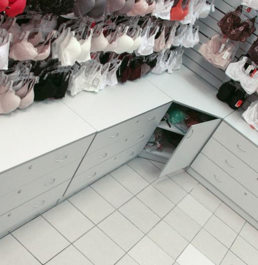 Магазин одежды-Мебель для магазина «Модель 33»-фото12