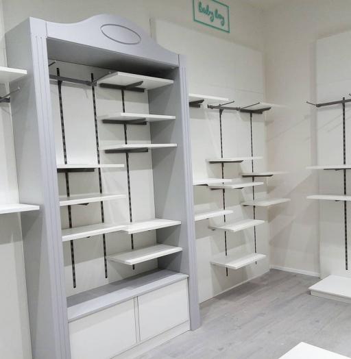 Торговая мебель-Мебель для магазина «Модель 38»-фото4