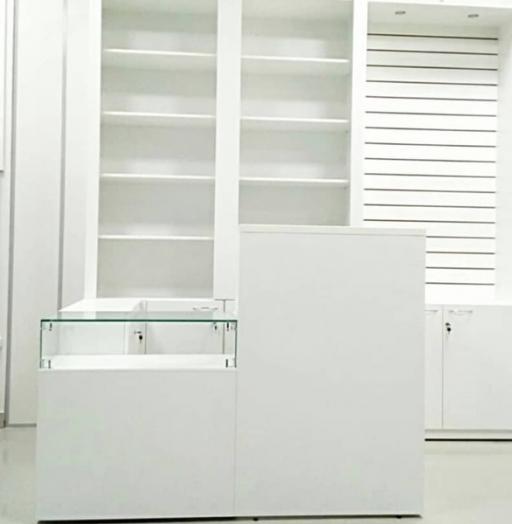 Торговая мебель-Мебель для магазина «Модель 45»-фото5