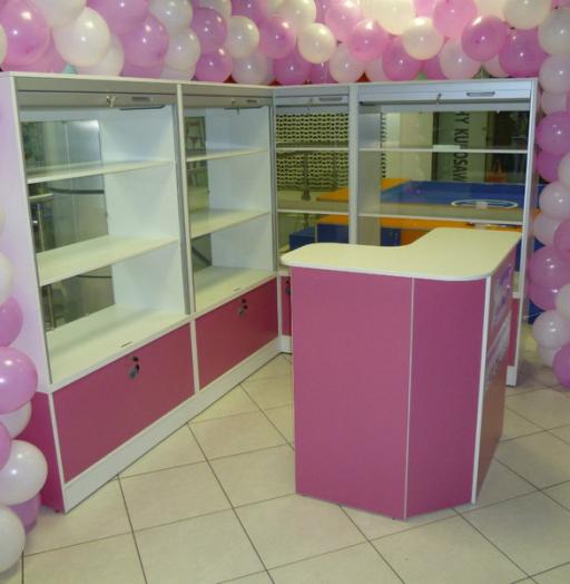 Детский магазин-Мебель для магазина «Модель 54»-фото8