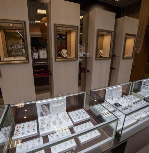 Торговая мебель-Мебель для магазина «Модель 58»-фото5