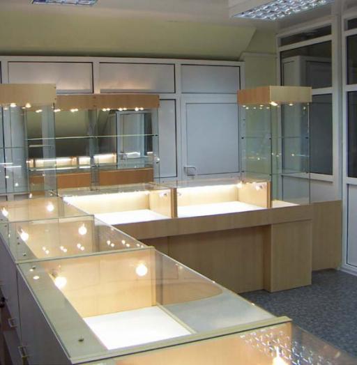 Торговая мебель-Мебель для магазина «Модель 61»-фото2