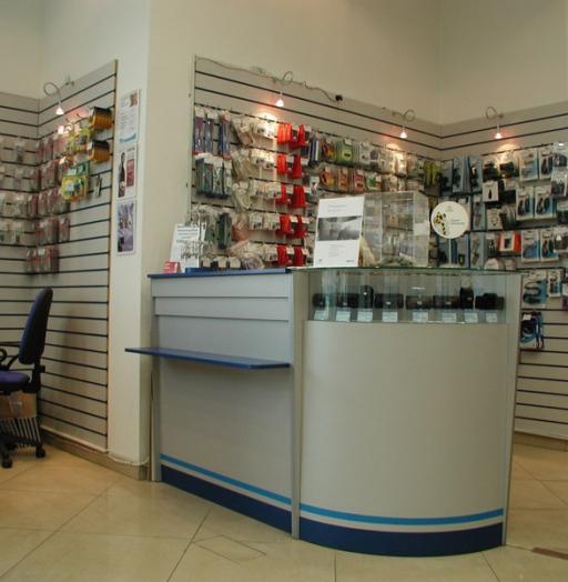 Торговая мебель-Мебель для магазина «Модель 81»-фото2