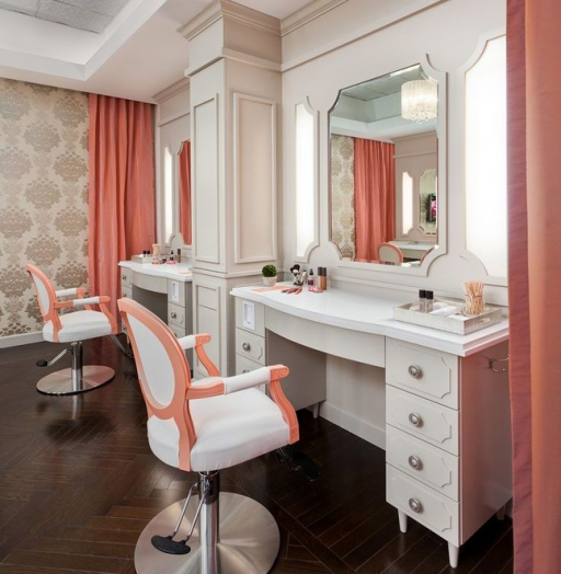 Торговая мебель-Мебель для салона «Модель 103»-фото1