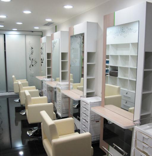 Торговая мебель-Мебель для салона «Модель 109»-фото1