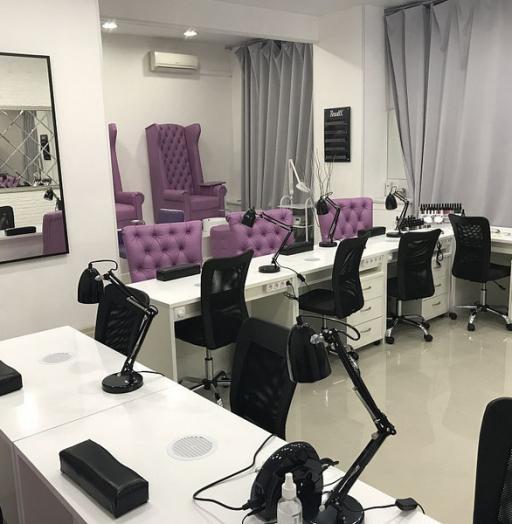 Торговая мебель-Мебель для салона «Модель 129»-фото1